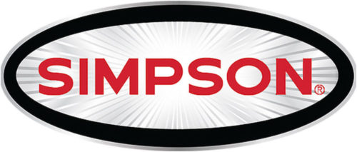 Simpson brand logo