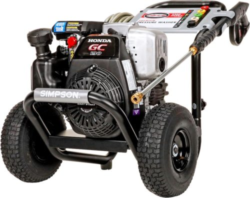 Simpson MSH3125-S gas pressure washer