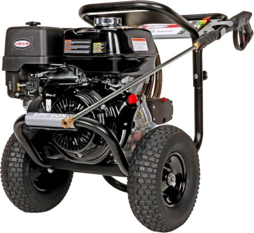 Simpson PS4240 gas pressure washer
