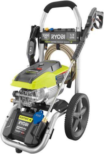 Ryobi RY142300 electric pressure washer