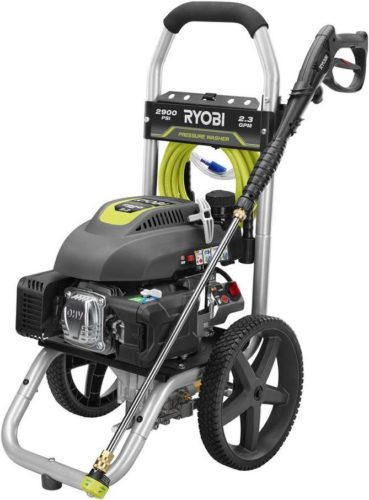Ryobi RY802900 gas pressure washer