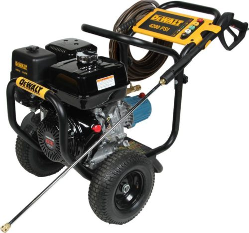 DeWalt DXPW60605 gas pressure washer