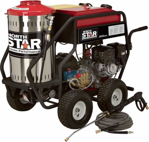 NorthStar 157310 gas pressure washer