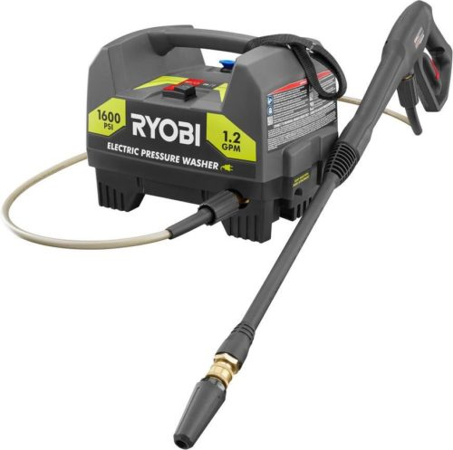 Ryobi RY141612 electric pressure washer