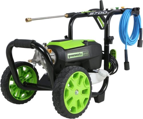 Greenworks GPW2700 electric pressure washer