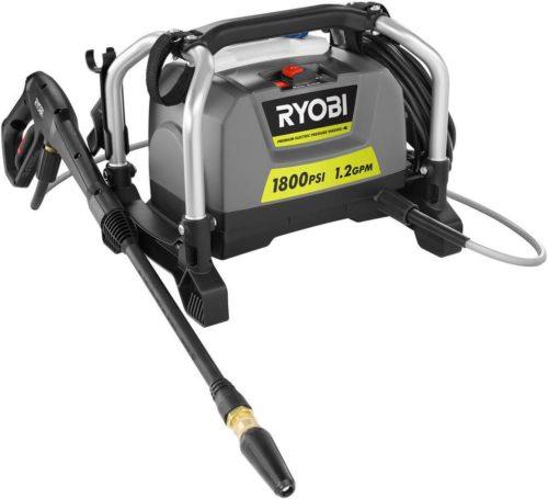 Ryobi RY141812G electric pressure washer