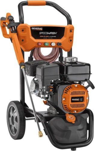 Generac 7122 gas pressure washer