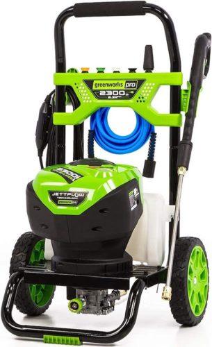 Greenworks GPW2300 electric pressure washer