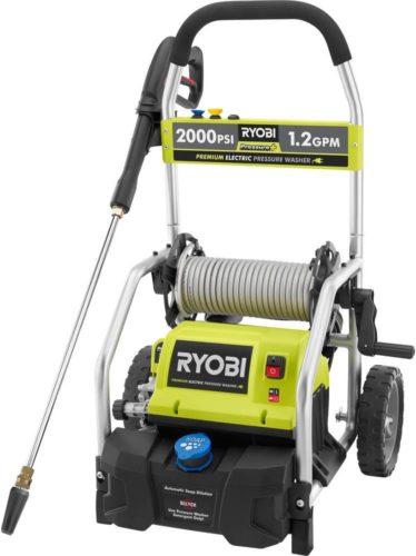 Ryobi RY141900 electric pressure washer