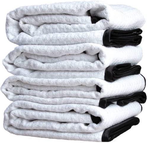 Adams microfiber car drying towels